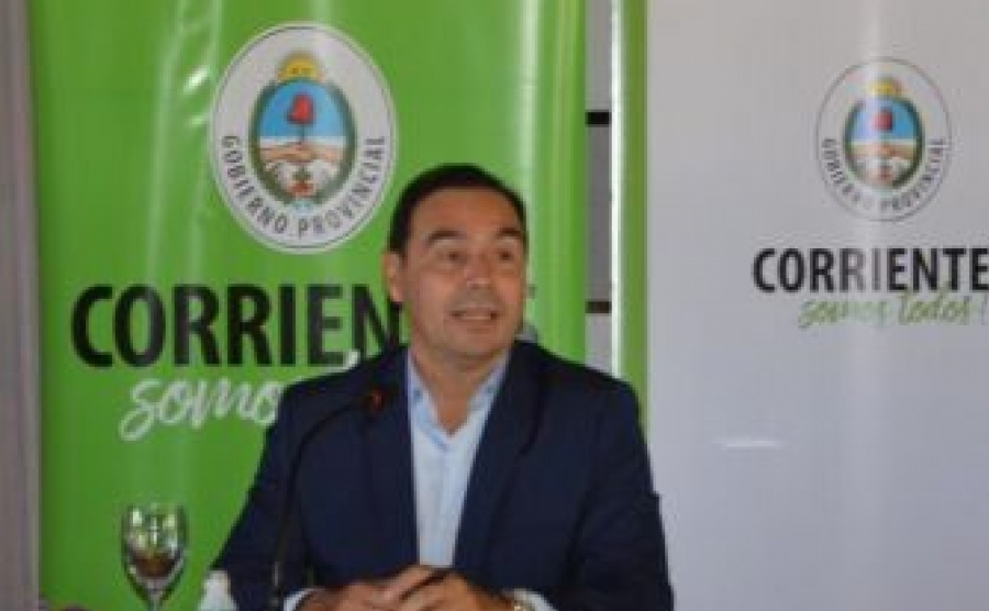 Mesa Yerbatera: Valdés se reunió con representantes del sector buscando el desarrollo productivo