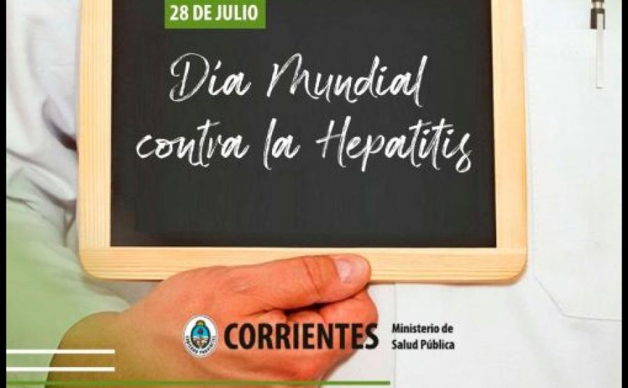 Día Mundial contra la Hepatitis: Salud continúa con la concientización y trabajos de prevención