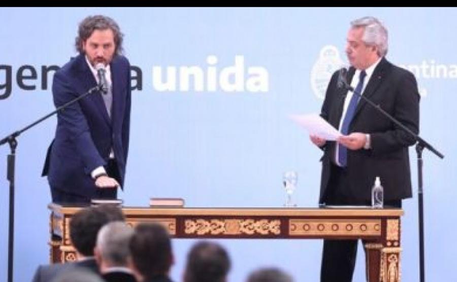 Fernández: «No somos parte del país que quiere flexibilizar derechos de los que trabajan»