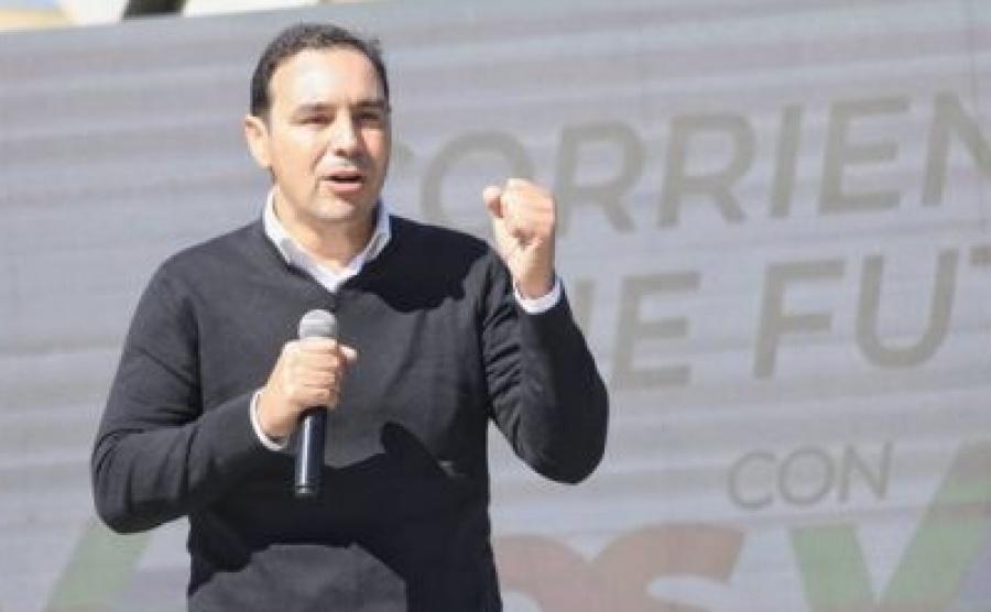 Valdés lidera el ranking de gobernadores con imagen positiva