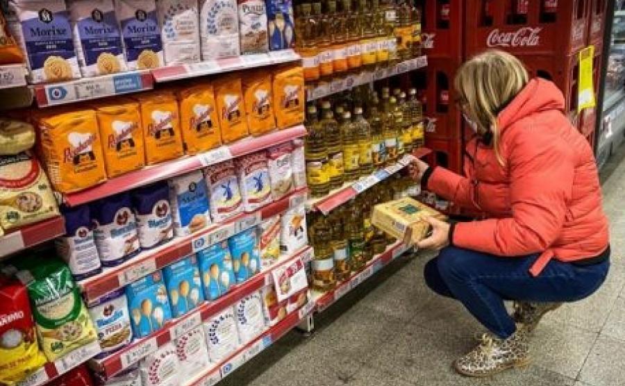 Nación congeló los precios de 900 productos hasta enero
